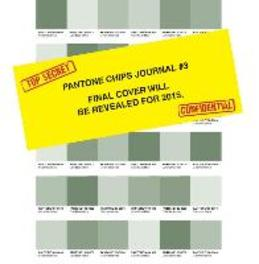 Pantone Chips Journal *3 Earth Tones, Pantone LLC, onb.uitv.
