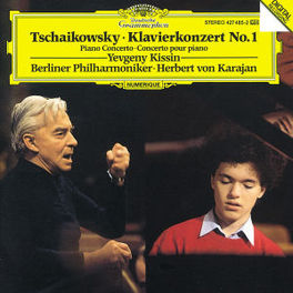 KLAVIERKONZERT NO.1 W/YEVGENY KISSIN/BO/HERBERT VON KARAJAN Audio CD, P./SCRIABIN, TCHAIKOWSKY, CD