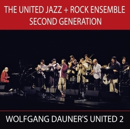 WOLFGANG DAUNER'S.. .. UNITED 2 UNITED JAZZ & ROCK ENSEMB, CD