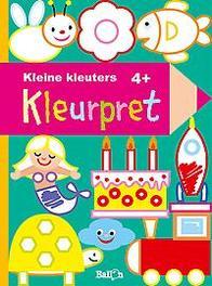 Kleine Kleuters: Kleurpret tweede kleuterklas Paperback