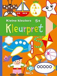 Kleine Kleuters: Kleurpret Derde kleuterklas Paperback