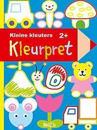 Kleine Kleuters: Kleurpret Instapklasje Paperback