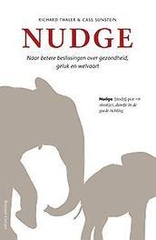 Nudge naar betere beslissingen over gezondheid, geluk en welvaart, Sunstein, Cass, Paperback