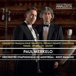 FRENCH TRUMPET CONCERTOS ORCHESTRE SYMPHONIQUE DE MONTREAL DESENCLOS/TOMASI/JOLIVET, CD
