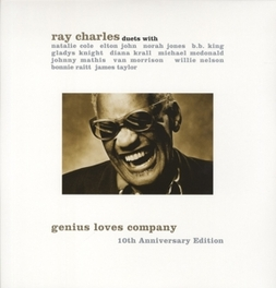 GENIUS LOVES COMPANY RAY CHARLES, Vinyl LP