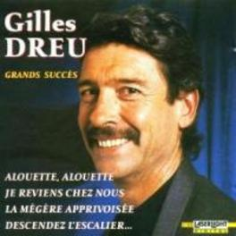 ALLOUETTE GILLES DREU, CD