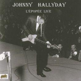 VO.4 - L'EPOPEE LIVE JOHNNY HALLYDAY, CD