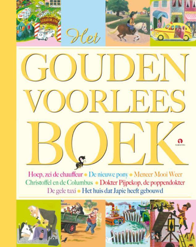 Het Gouden voorleesboek GOUDEN BOEKJES SERIE Gouden Boekjes, Myriam, Hardcover