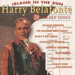20 GOLDEN SONGS Audio CD, HARRY BELAFONTE, CD