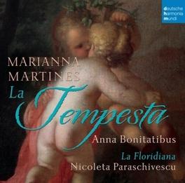 LA TEMPESTA BONITATIBUS/LA FLORIDIANA/PARASCHIVESCU Anna Bonitatibus, CD