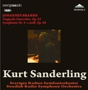 SYMPHONY NO.4 SWEDISH R.S.O./KURT SANDERLING