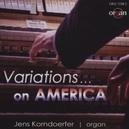 VARIATIONS ON AMERICA JENS...