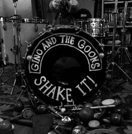 SHAKE IT! GINO & THE GOONS, Vinyl LP