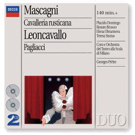 CAVALLERIA RUSTICANA SCALA DI MILANO/PRETRE Audio CD, P. MASCAGNI, CD