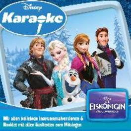 DIE EISKONIGIN (FROZEN) DISNEY KARAOKE SERIES Original Soudtrack, KARAOKE, CD