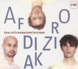 AFRODIZIAK Pascal Schumacher, CD