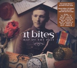 MAP OF THE PAST -DIGI- DIGIPACK IT BITES, CD