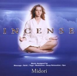 INCENSE MIDORI, CD