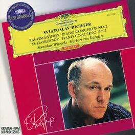 PIANOCONCERT NO.2 -RICHTER/SVIATOSLAV/WISLOCKI Audio CD, RACHMANINOV/TCHAIKOVSKY, CD