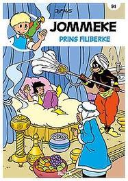 JOMMEKE 091. PRINS FILIBERKE JOMMEKE, Nys, Jef, Paperback