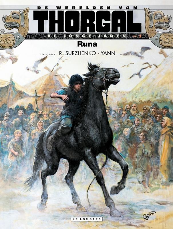 THORGAL, JONGE JAREN 03. RUNA THORGAL, JONGE JAREN, Rosinski, Grzegorz, Paperback