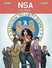 NSA 01. HET ORAKEL NSA, Gloris, Thierry, Paperback