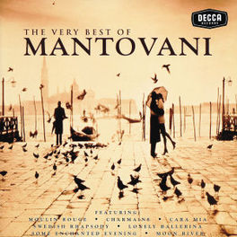 SOME ENCHANTED EVENING VERY BEST OF Audio CD, MANTOVANI, CD