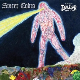 LIVE AT DARK LORD DAY.. .. 2011 // LIMITED TO 700 ON PINK VINYL W/POSTER SWEET COBRA, 12' Vinyl