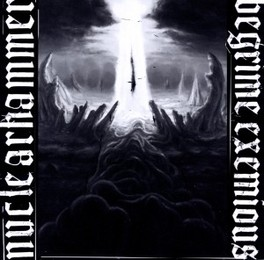SPLIT HERETICAL SERPENT CULT NUCLEARHAMMER/BEGRIME EXE, CD
