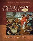 An Old Testament Theology:...