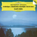 PIANO SONATAS/PATHETIQUE MOONLIGHT W/EMIL GILELS