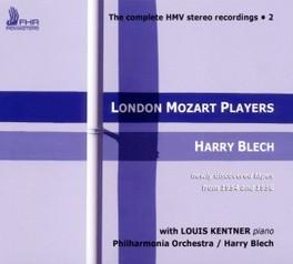 SYMPHONY NO.36/PIANO CONC LONDON MOZART PLAYERS/H. BLECH W.A. MOZART, CD