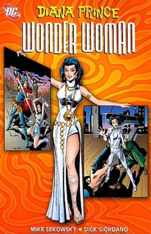 Diana Prince Wonder Woman Mike Sekowsky, Paperback