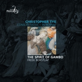 INSTRUMENTAL MUSIC SPIRIT OF GAMBO C. TYE, CD