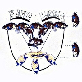 3 & 3 QUARTERS PREVIOUSLY UNRELEASED DEBUT ALBUM RADIO MOSCOW, CD