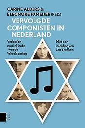 Vervolgde componisten in Nederland verboden muziek in de Tweede Wereldoorlog, Pameijer, Eleonore, Paperback