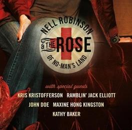 ROSE OF NO-MAN'S LAND NEIL ROBINSON, CD