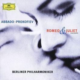 ROMEO & JULIET W/BERLINER PHILHARMONIKER, ABBADO Audio CD, S. PROKOFIEV, CD