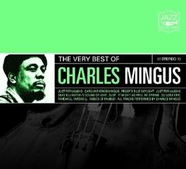 VERY BEST OF CHARLES MINGUS, CD