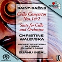 CELLO CONCERTOS NO.1 & 2...