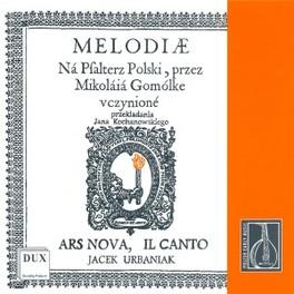 MELODIES FOR THE POLISH P Audio CD, MIKOLAJ GOMOLKA, CD