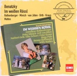 IM WEISSEN ROSSL ANNELIESE ROTHENBERGER BENATZKY, CD