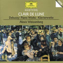 CLAIR DE LUNE/PIANOWORKS -ALEXIS WEISSENBERG