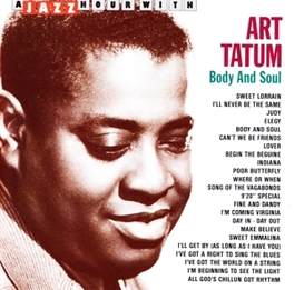 A JAZZ HOUR WITH Audio CD, ART TATUM, CD