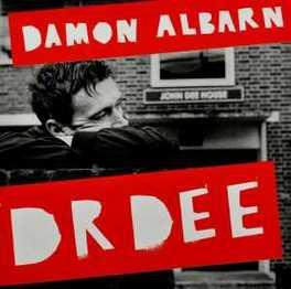 DR DEE DAMON ALBARN, CD