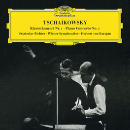PIANO CONCERTO NO.1/VARIA W/SVIATOSLAV RICHTER Audio CD, P.I. TCHAIKOVSKY, CD