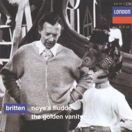 NOYE'S FLUDDE -WONDSWORTH BOYS CHOIR Audio CD, B. BRITTEN, CD
