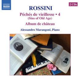 PECHES DE VIEILLESSE VOL. ALESSANDRO MARANGONI G. ROSSINI, CD