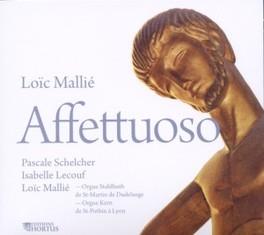 AFFETTUOSO LOIC MALLIE, CD