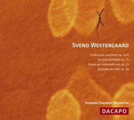 FRYDENLUND RANDERS CHAMBER ORCHESTRA S. WESTERGAARD, CD